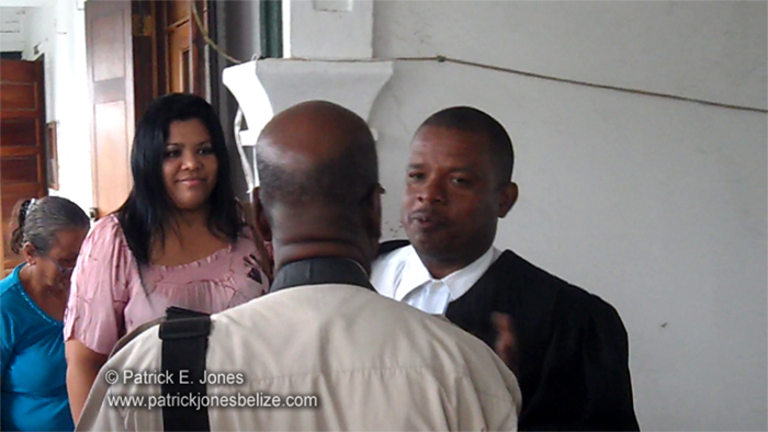 Coye family back in court (Belize City)