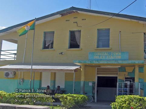 Corozal Police Station