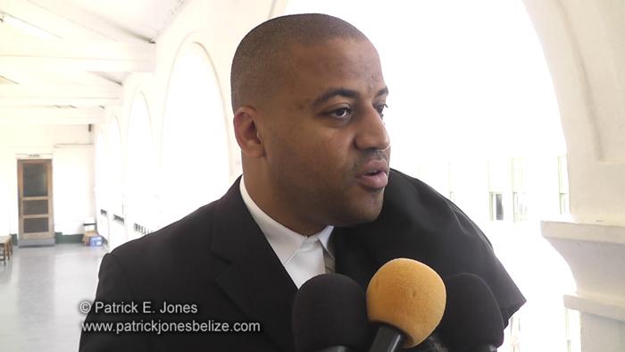 Darrel Bradley (Mayor of Belize City)