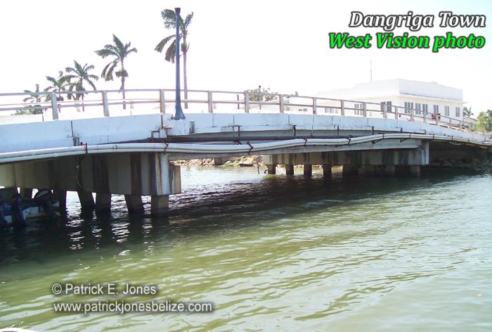 Main Bridge (Dangriga town)