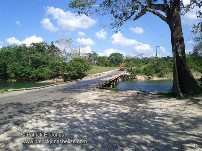 Iguana Creek Bridge (Blackman Eddy, Cayo)