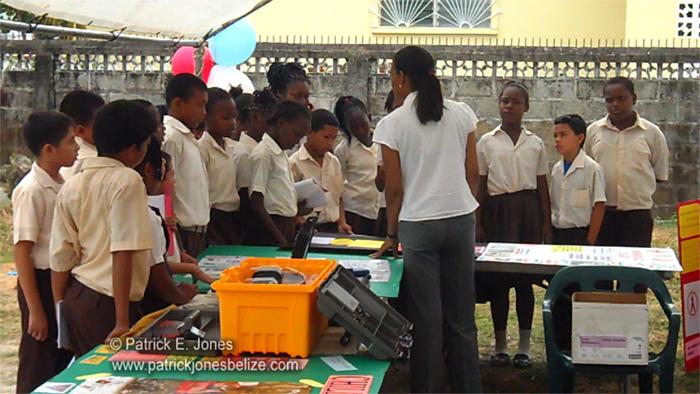 Labor Department Open Day (Belize City)