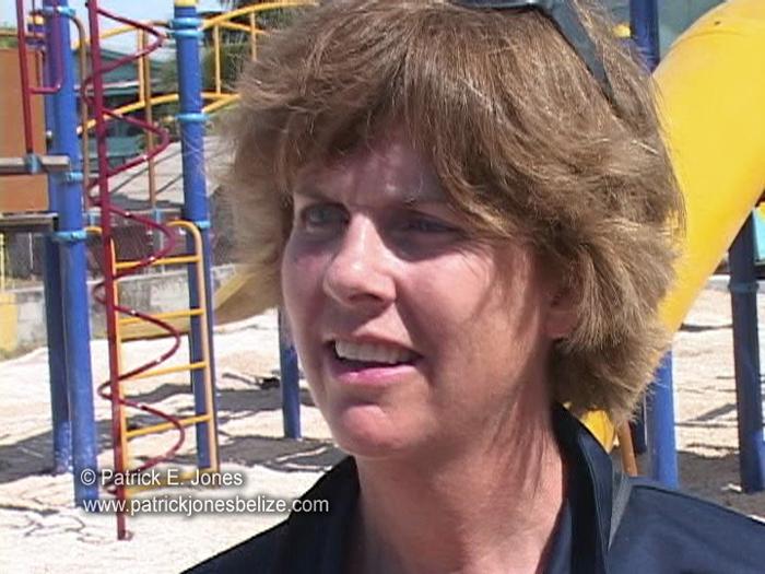 Margo Ross-Graham (Project Coordinator)