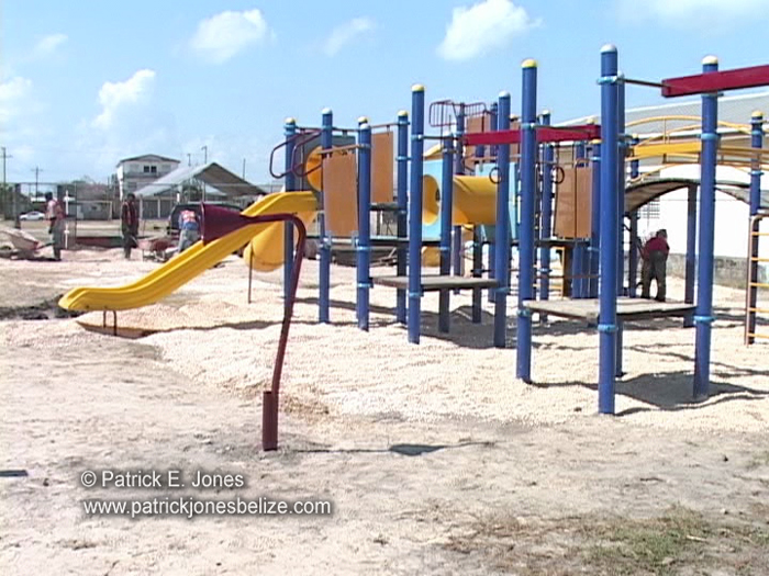 New playground (Belize City)