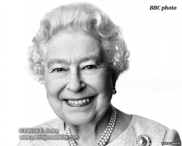 Portrait of Her Majesty (Queen Elizabeth II)