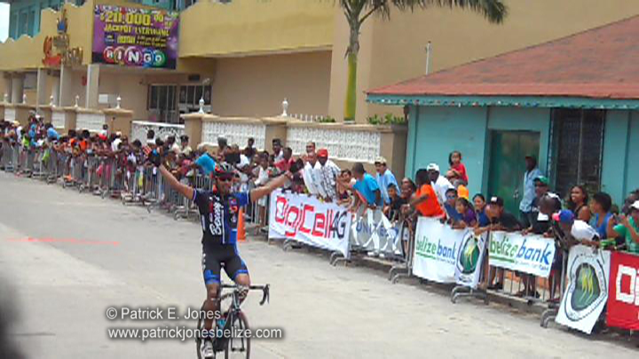 Juan Pablo Magallanes (Winner, Cross Country Cycling Classic)