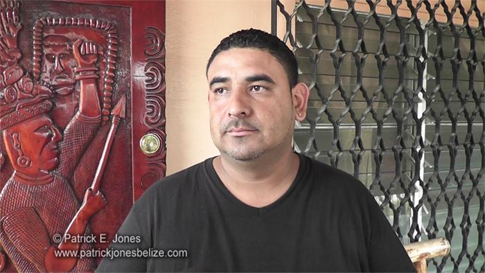 Raul Magana II (Accident victim)
