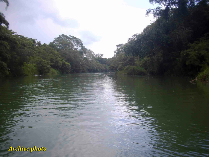 Belize River (Cayo district) File photo