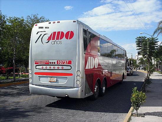 Grupo ADO bus (Mexico)