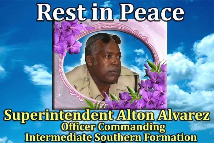 Superintendent Alton Alvarez (Deceased)