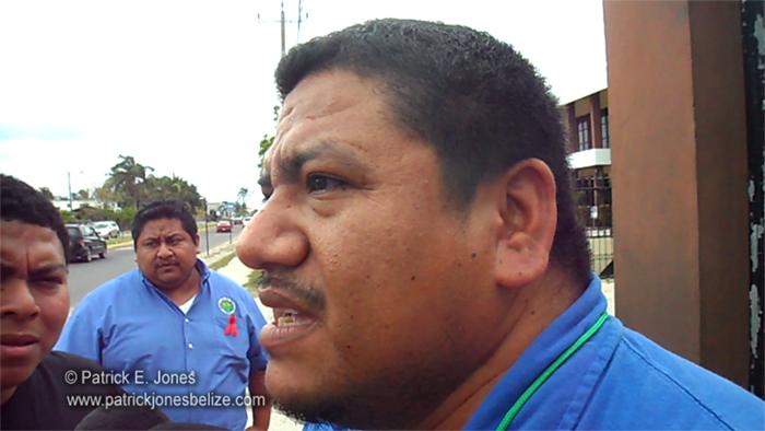 Henry Balan (BEWU president)