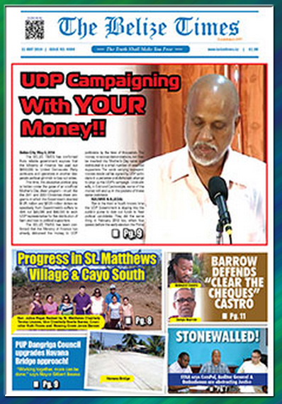 The Belize Times (PUP Newspaper)