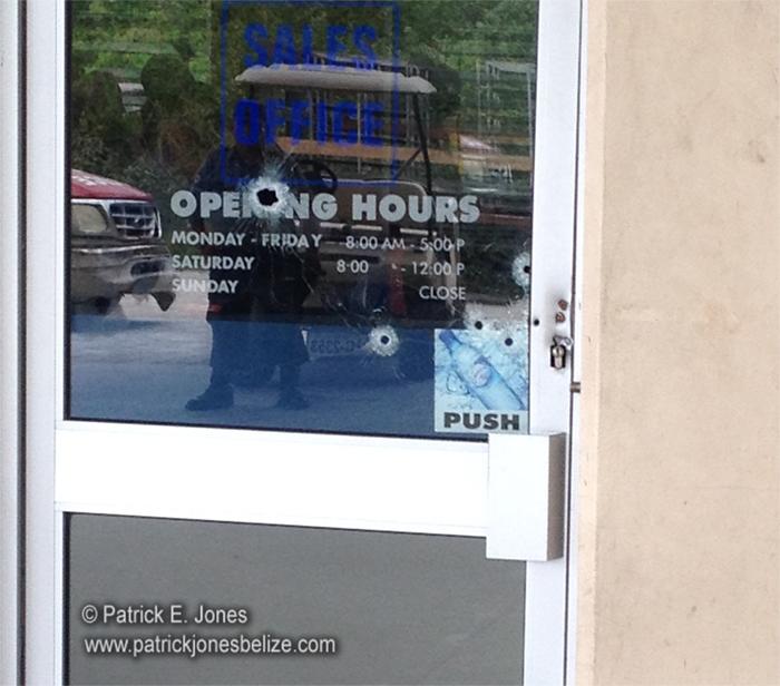 Bowen & Bowen office (San Pedro town)