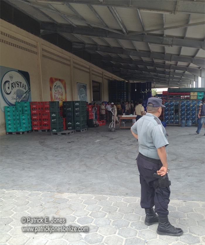 Attempted Armed Robbery In San Pedro Town Belize News