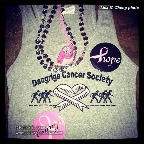 Dangriga Cancer Walk