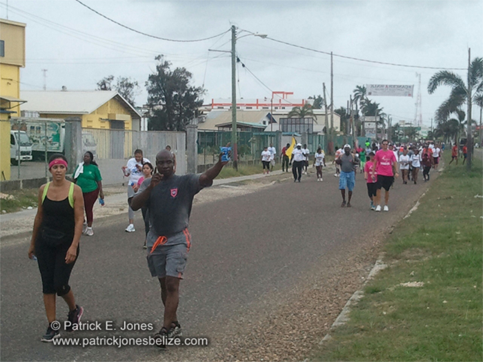 Cancer Walk (Belize City)