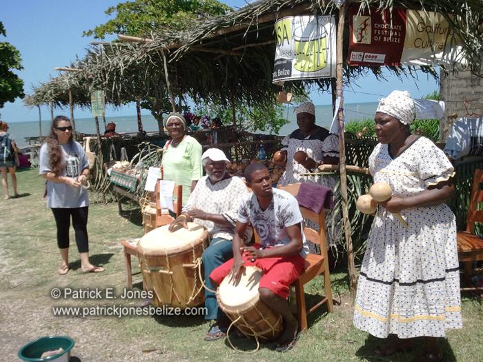 Garifuna performance (Toledo)
