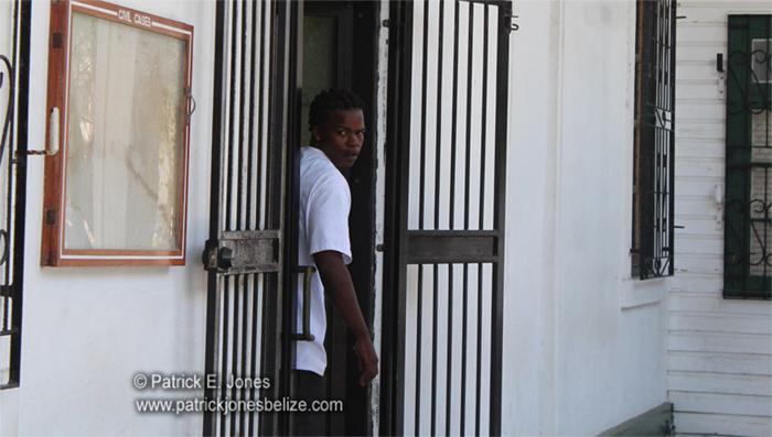 Delbert Alvarez (Charged with handling stolen goods)