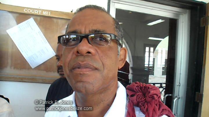 Denys Barrow (Attorney for Castro)