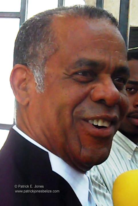 Denys Barrow (Attorney for GOB)