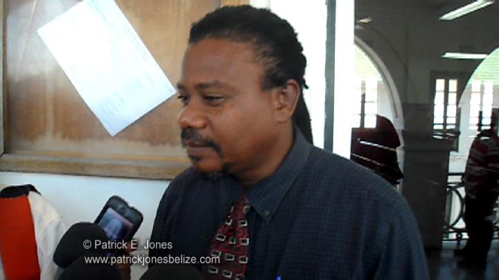 Edmond Castro (Accused of wrongdoing)