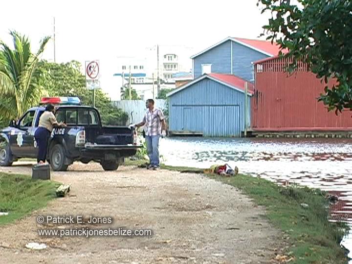 Dangriga man murdered (Belize City)