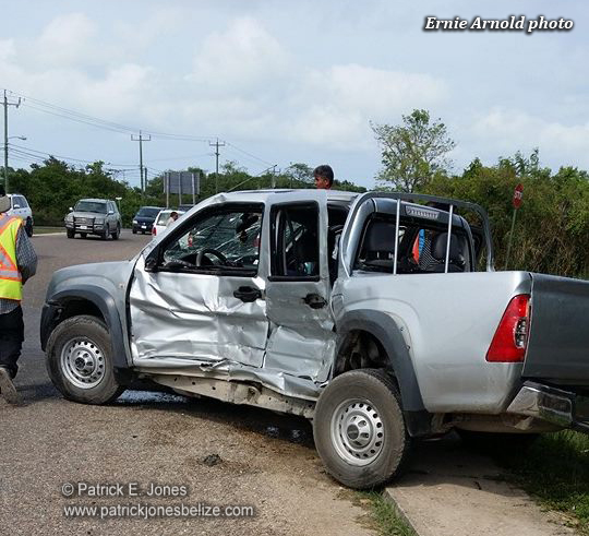 Fatal traffic accident (Belize City)