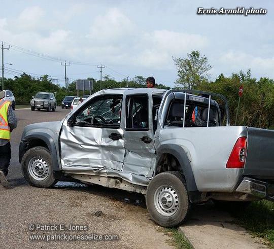 Fatal traffic accident (Belize City)