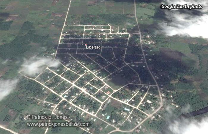 Machete fight (Libertad village)