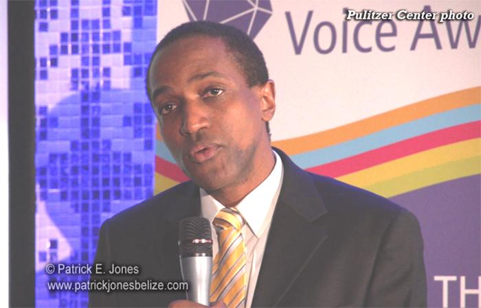 Maurice Tomlinson (Challenging Belize's Immigration Act)