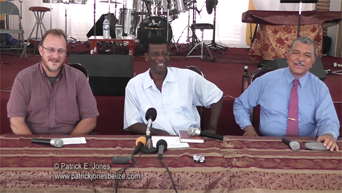 Evangelical Pastors (Belize City)