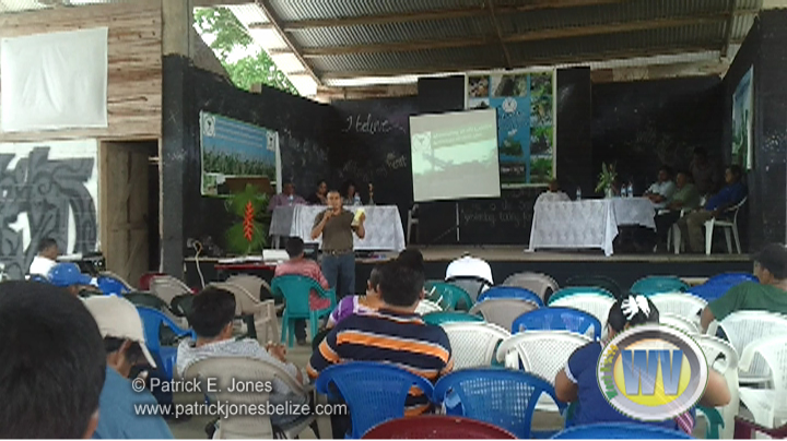 SATIIM press conference (Machaca Outreach Center)