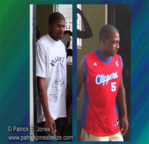 Alrick Smith & Brandon Smith