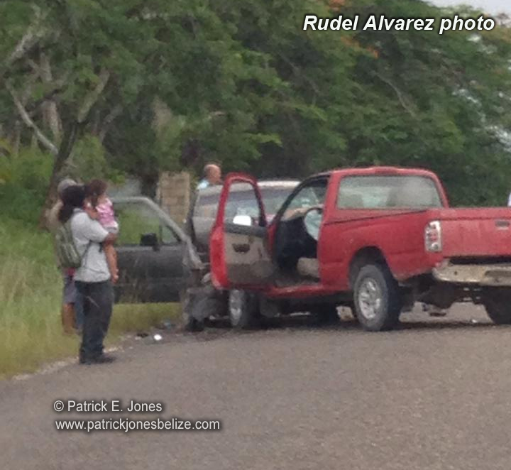 Traffic Accident in Cayo