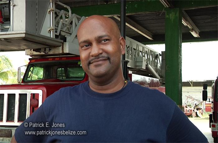 Berisford Matura (National Fire Service)