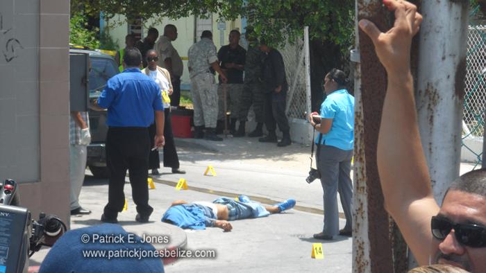 Tulio Caceres murder (Belize City)