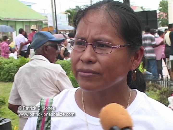 Cristina Coc (Maya Leaders Alliance)
