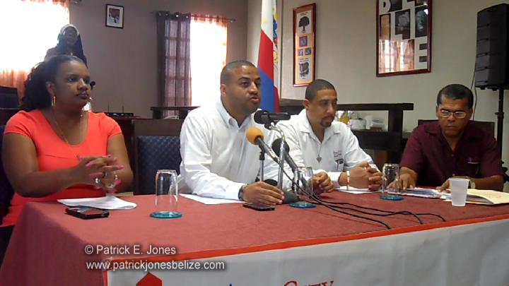 Darrel Bradley (Belize City Mayor)