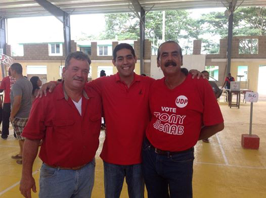 UDP Convention (Cayo Northeast)