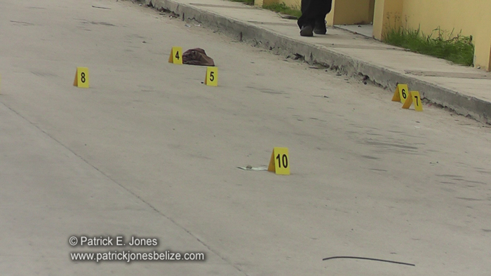 Belize City Shooting