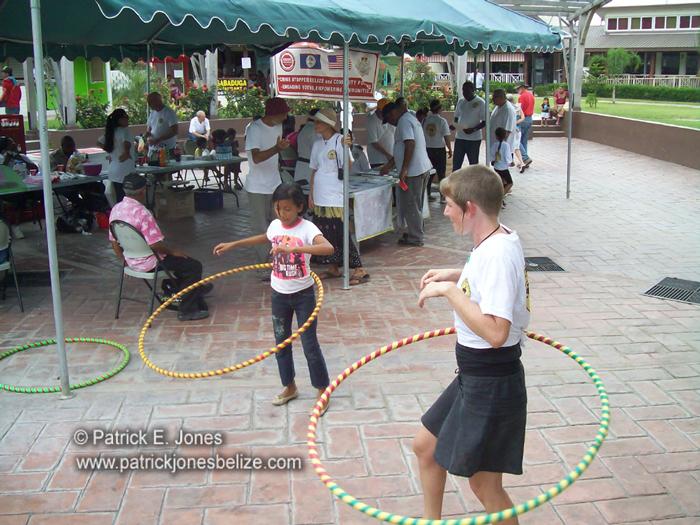 Hoola Hoops fun