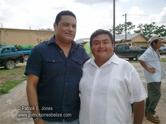 Francis Fonseca & Oscar Requena