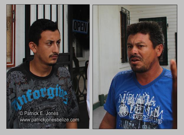 Nestor Galindo, Jr & Nestor Galindo, Sr