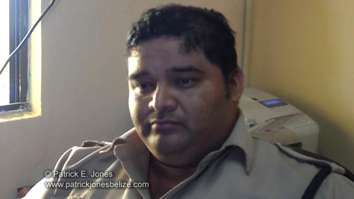 Gualberto Garcia (Police Department)