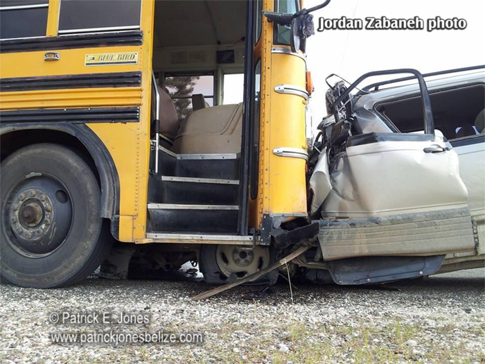 Fatal bus crash