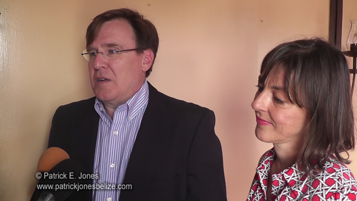 John Beavers & Anneke Jensen