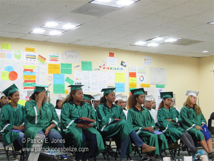 Road safety trainees graduate