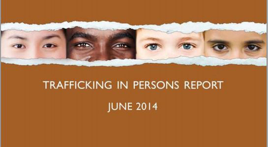 Trafficking in Persons Report, 2014