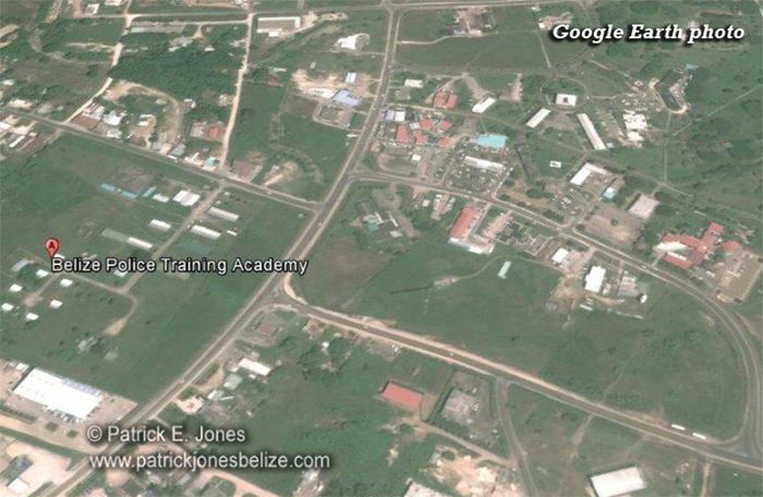 Police Training Academy (Belmopan) [Google Earth photo]