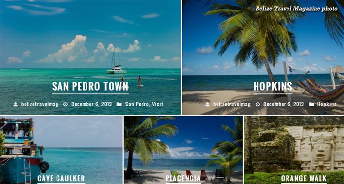 Belize Travel Magazine